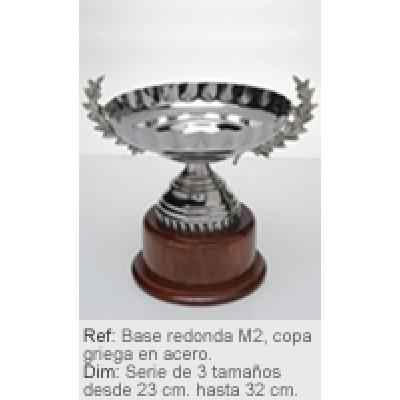 Copas Metálicas